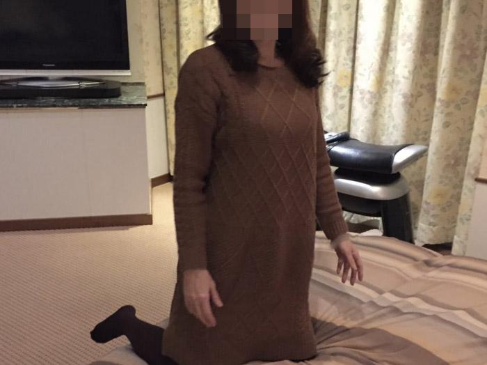 人妻とホテル